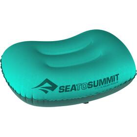 Sea to Summit Aeros Ultralight Kussen Regular, turquoise
